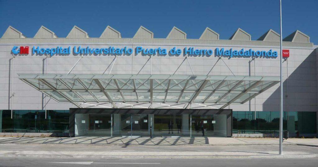 Taxi Hospital Puerta de Hierro