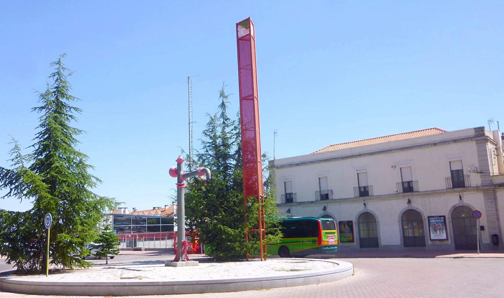 Taxi estación Cercanias El Escorial